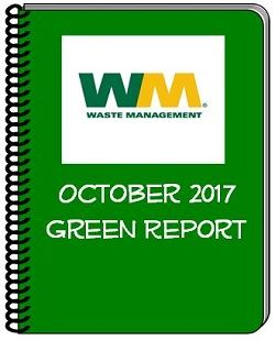 Oct Green Report Icon