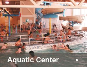 Aquatic Center button