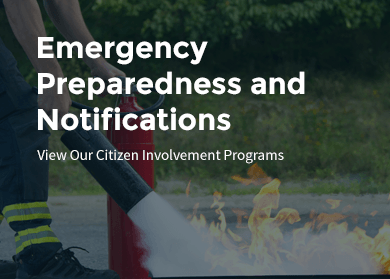 Emergency Notifications Button